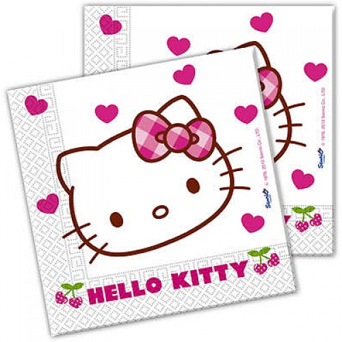 Serviete - Hello Kitty